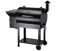 Z Grills 700 Square Inch Wood Pellet Smoker Grill - H300390