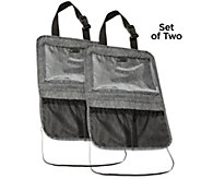 Honey-Can-Do Set of 2 Backseat Organizers - H309990