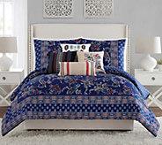Vera Bradley Romantic Paisley Comforter Mini Set King 3-Piece - H327590