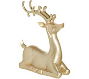 Scott Living Indoor/Outdoor 21 Kneeling Reindeer - H215591