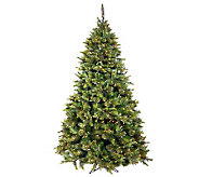 7.5 Cashmere Pine Tree with Dura-Lit Lights byVickerman - H281891