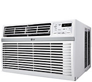 LG 12,000 BTU 115V Window-Mounted Air Conditioner with Remote - H298391