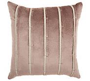 Inspire Me! Home Decor 22 x 22 Nude Decorative Pillow - H303191