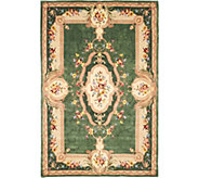 Royal Palace Special Edition Savonnerie 86 x 129 Wool Rug - H209292