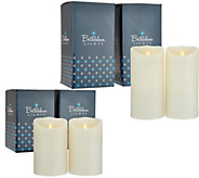 Bethlehem Lights Set of 2 5 or 7 Touch Candles - H211292