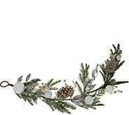 4 Ornament, Berry, and Pinecone Garland by Valerie - H212792