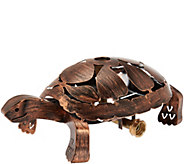 Bernini Rustic Turtle Sprinkler - H294492