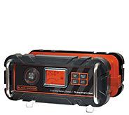 Black & Decker 25-Amp Bench Battery Charger w/Engine Start - H302092