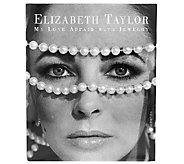 Elizabeth Taylor: My Love Affair with Jewelry Book - H207093