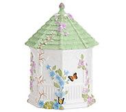 Lenox Butterfly Meadow Gazebo Cookie Jar - H288493