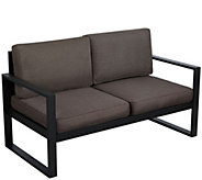 Real Flame Baltic Outdoor Loveseat - H297393