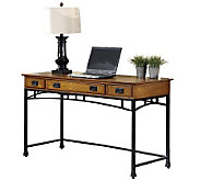 Home Styles Modern Craftsman Executive Desk - H366493