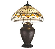 Tiffany Style 23-1/2H Acorn Dome Table Lamp - H181294