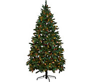 Hallmark 6.5 Heritage Mixed Tip Tree with Quick Set Technology - H208794