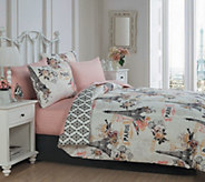 Avondale Manor Cherie 8-Piece Queen Bed in a Bag Set - H290694