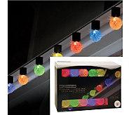10-Count LED Globe Symphony of Lights - H361494