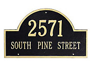Personalized Arch Marker - Estate Wall - H139295