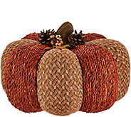 Oversized Woven Pumpkin or Gourd by Valerie - H211495