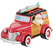 Hallmark Keepsake Christmas in July Beach Ornament - H214695