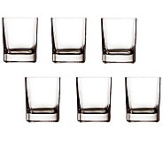 Luigi Bormioli 12.25-oz Top Class DOF Glasses -Set of 6 - H364895