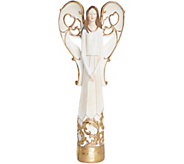 Indoor/Outdoor Oversized Holiday Angel by Valerie - H216296