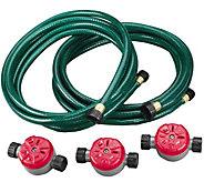 RainWave 5-Piece Lawn Watering Kit - H290996