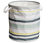 Honey-Can-Do Multi-Stripe Kids Hamper - H309996