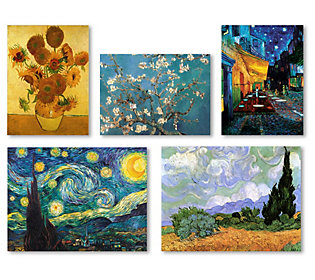 Lavish Home Vincent van Gogh Wall Collection