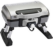 Cuisinart Outdoor Portable Electric Grill - H366996
