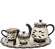 Temp-tations Old World Tea Set - H208397