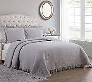 Inspire Me! Home Decor Adalyn King 3-piece Quilt Set - H215497