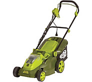Sun Joe iON 40V Hybrid Cordless or Electric 16Lawn Mower - H293697