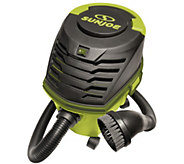 Sun Joe 2.5-gallon Ultra-Portable Wheeled Wet/Dry Vacuum - H302197