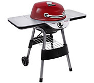 Char-Broil TRU-InfraRed Patio Bistro 240 Electric Grill, Red - H298198