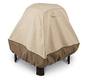 Veranda Stand-Up Fire Pit Cover X-Large by Classic Accessorie - H171499