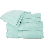 Casa Zeta-Jones The Finest 6-Piece 100Cotton Towel Set - H215199