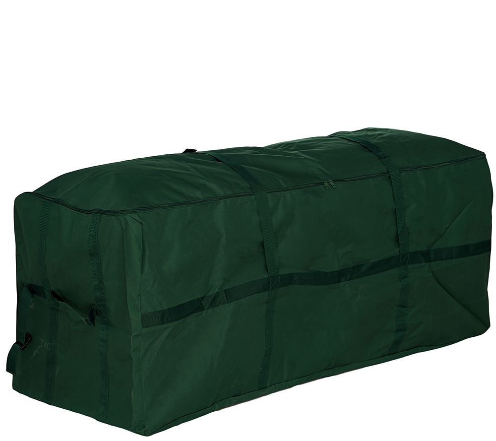 Christmas Tree Bags.Heavy Duty Christmas Tree Storage Bag Qvc Com