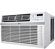 LG 6,000 BTU Window Air Conditioner with RemoteControl - H298399