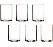 Luigi Bormioli 15.5-oz Top Class All Purpose Glasses - S/6 - H364899