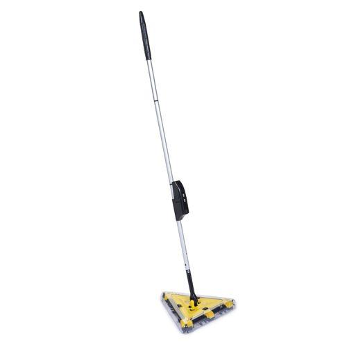 Cleanmaxx scopa elettrica senza fili base triangolare e for Scopa senza fili