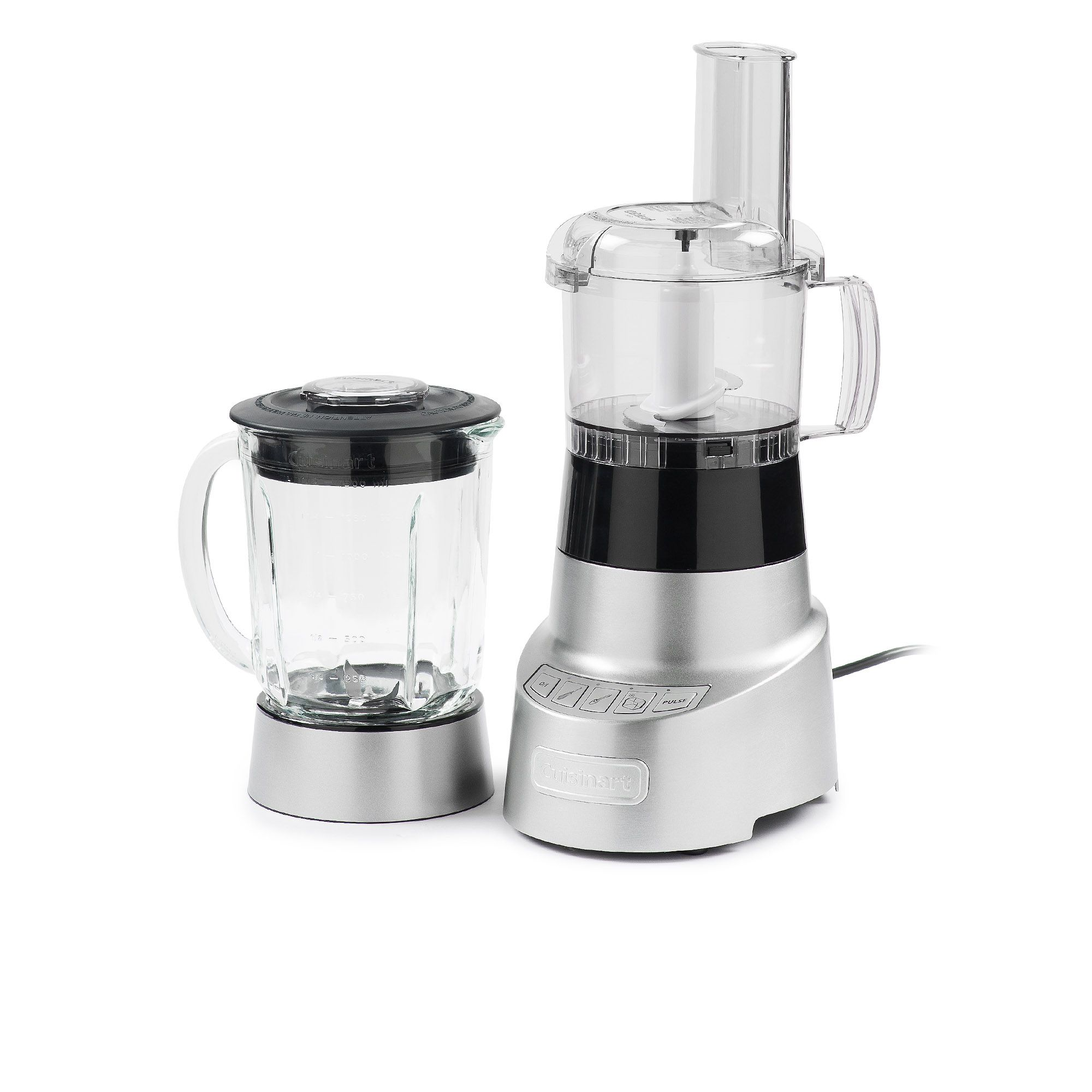 Cuisinart frullatore robot 2in1 con caraffa in vetro e - Cuisinart italia ...