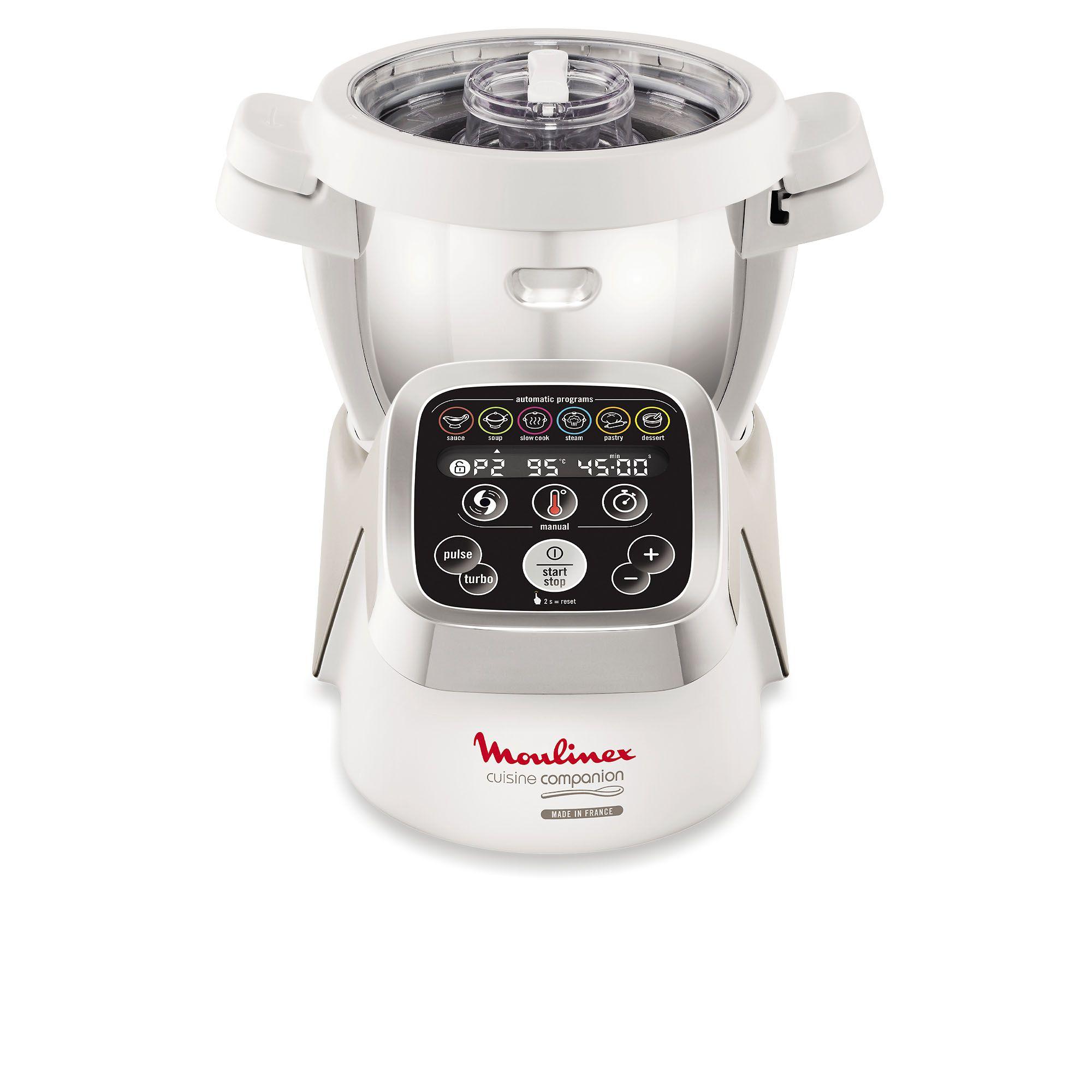 Moulinex cuisine companion robot multifunzione con for Moulinex companion prezzo