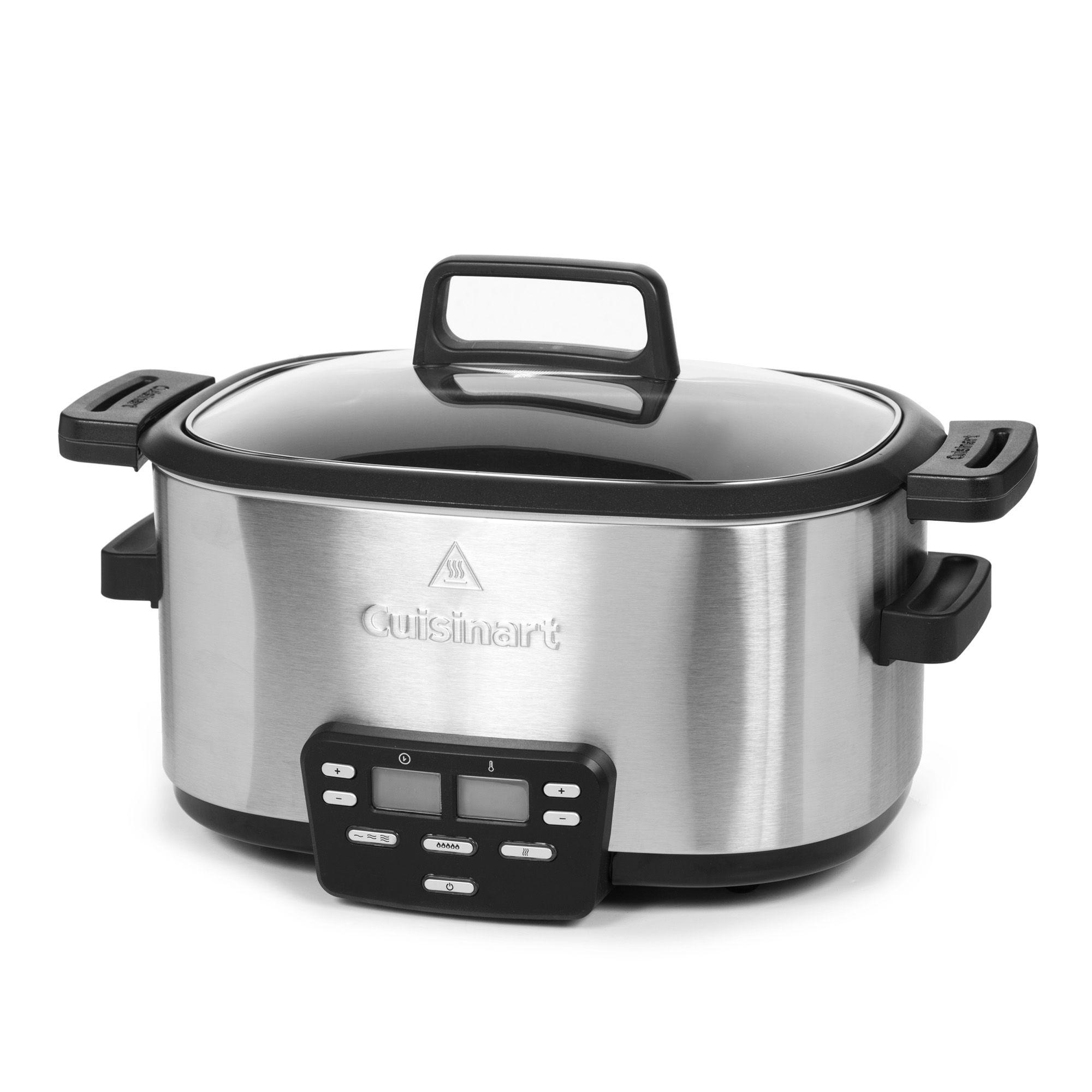 Cuisinart multicooker digitale con 6 modalit di cotture - Cuisinart italia ...