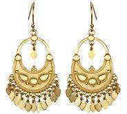 Satya Lotus Petal Chandelier Earrings - J375401