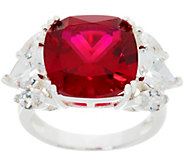 Heritage Jewelry Choice of Simulated Gemstone Ring - J357402