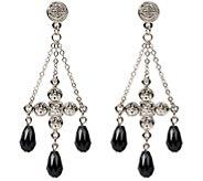 My Saint My Hero Chandelier Earrings - J390603