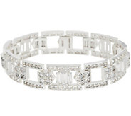 Heritage Jewelry Simulated Gemstone Link Bracelet - J357405