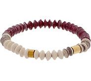 31 Bits Multi-Color Bliss Stretch Bracelet - J349306