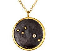 Satya Zodiac Gemstone 18 Necklace - J343807