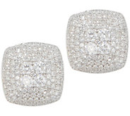 Affinity Diamond Cushion Pave 3/4 cttw - J356309